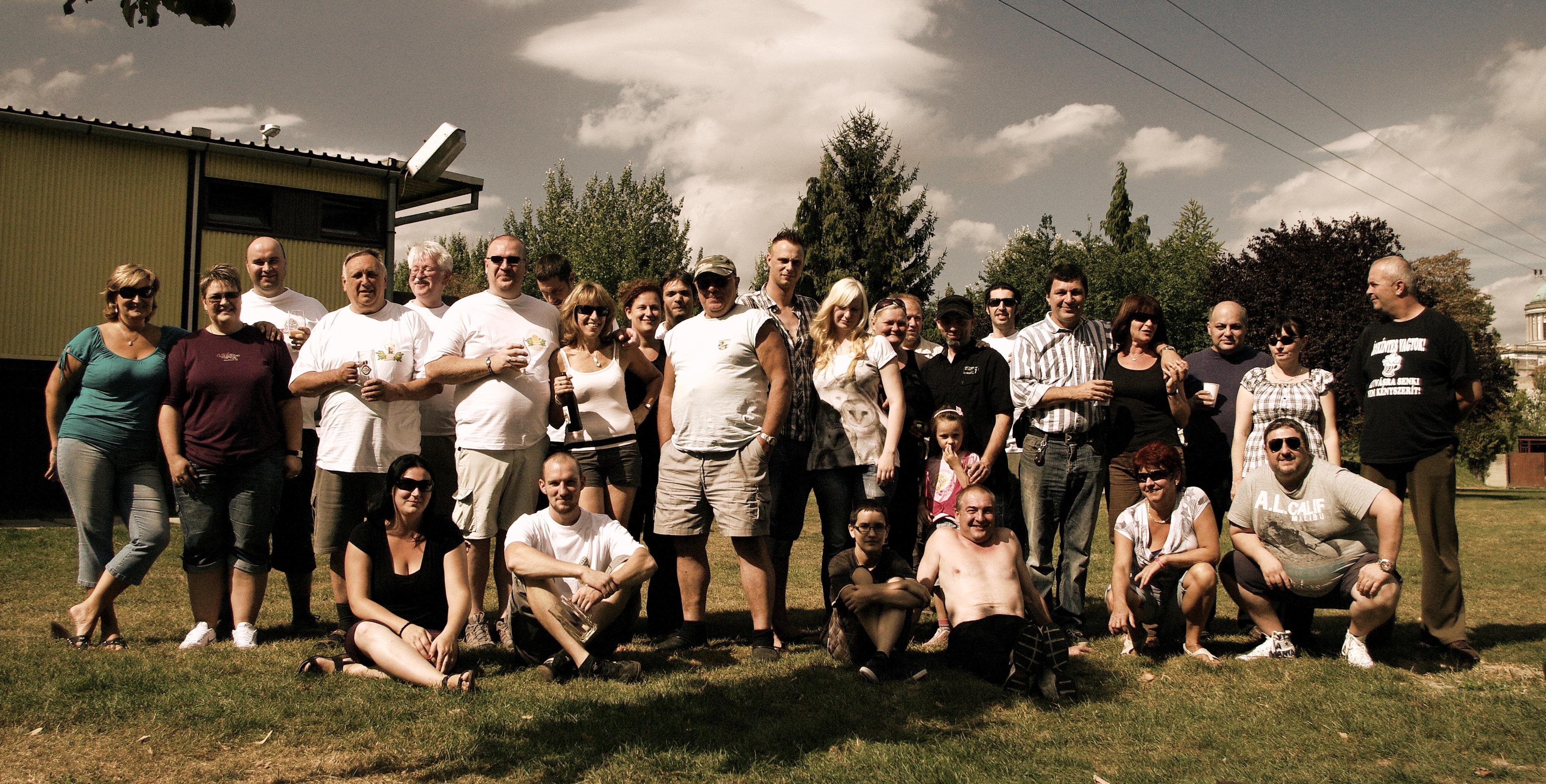 2011. Esztergombi Serfõzõ Találkozó